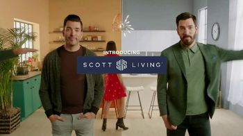 Kohl's Scott Living Collection TV Spot, 'Say Hello to Scott Living' Featuring Jonathan Scott, Drew Scott
