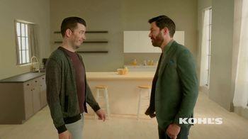 Kohl's Scott Living Collection TV Spot, 'Say Hello to Scott Living' Featuring Jonathan Scott, Drew Scott - Thumbnail 2