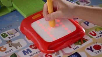 Explore and Write Activity Desk TV Spot, 'Learn & Create' - Thumbnail 4