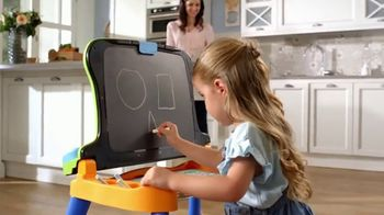 Explore and Write Activity Desk TV Spot, 'Learn & Create' - Thumbnail 8