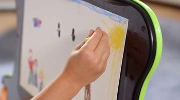 Explore and Write Activity Desk TV Spot, 'Learn & Create' - Thumbnail 9