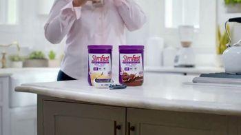 SlimFast Diabetic Weight Loss TV Spot, 'Manage Carbs and Sugar' - Thumbnail 1