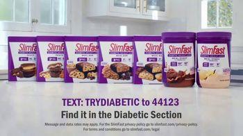 SlimFast Diabetic Weight Loss TV Spot, 'Manage Carbs and Sugar' - Thumbnail 10