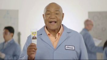 Real Time Pain Relief Knockout Formula TV Spot, 'Nature's Ingredients' Featuring George Foreman - 47 commercial airings