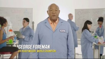 Real Time Pain Relief Knockout Formula TV Spot, 'Nature's Ingredients' Featuring George Foreman - Thumbnail 1