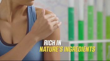 Real Time Pain Relief Knockout Formula TV Spot, 'Nature's Ingredients' Featuring George Foreman - Thumbnail 4