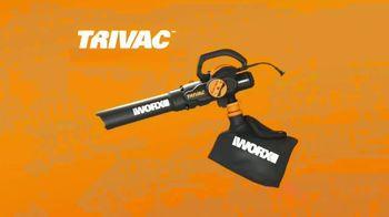 Worx Trivac TV Spot, 'The New Lightweight Blower' - Thumbnail 1