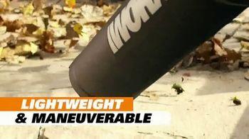 Worx Trivac TV Spot, 'The New Lightweight Blower' - Thumbnail 5