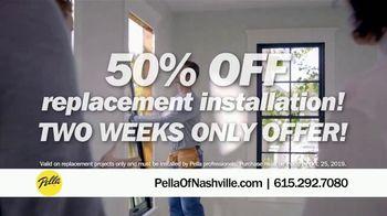 Pella TV Spot, 'My Home' Featuring Ryan Ellis - Thumbnail 7
