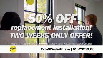Pella TV Spot, 'My Home' Featuring Ryan Ellis - Thumbnail 8