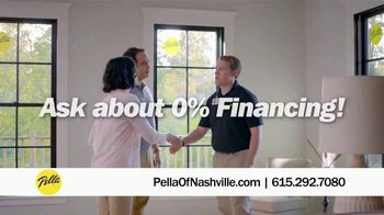 Pella TV Spot, 'My Home' Featuring Ryan Ellis - Thumbnail 9