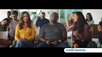 Credit Sesame TV Spot, 'Waiting at the DMV'