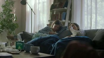 Kleenex Soothing Lotion TV Spot, 'Stuffed'