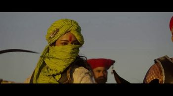 The Warrior Queen of Jhansi - 555 commercial airings