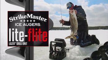 StrikeMaster Lite-flite TV Spot, 'Cutting Speed' - Thumbnail 8