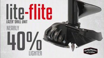 StrikeMaster Lite-flite TV Spot, 'Cutting Speed' - Thumbnail 1