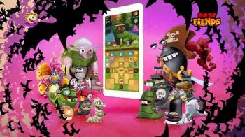 Best Fiends TV Spot, 'Halloween: Thousands of Puzzles' - Thumbnail 3