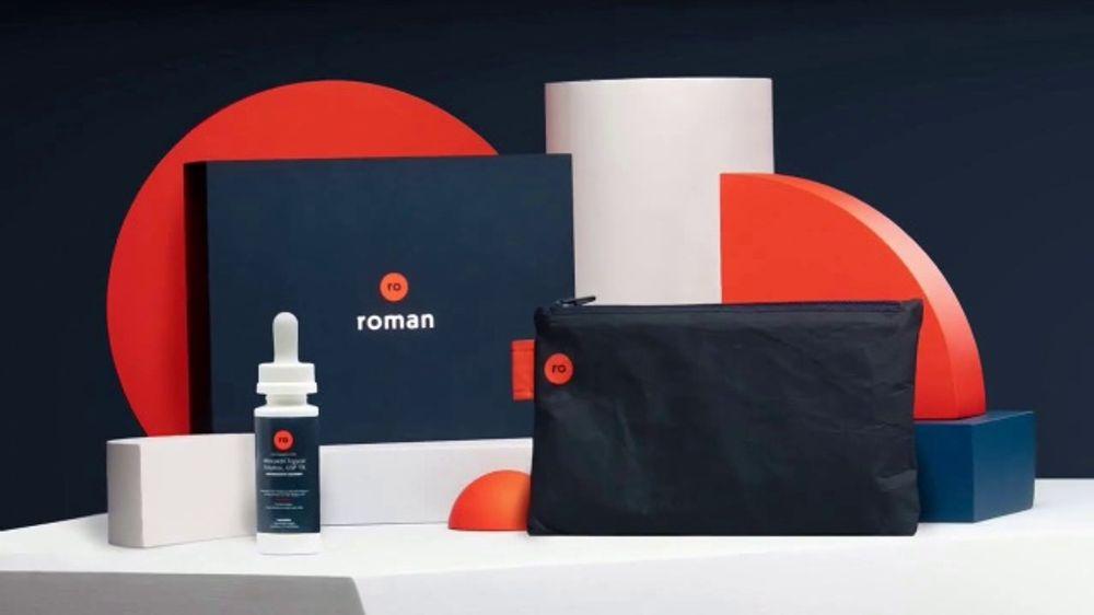 Roman TV Commercial, '60 Percent of Men'