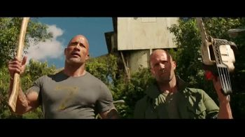 Fast & Furious Presents: Hobbs & Shaw Home Entertainment TV Spot - Thumbnail 1