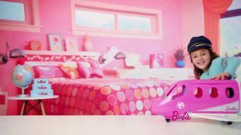 Barbie Dream Plane Playset TV Spot, 'Now Boarding' - Thumbnail 1