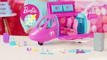 Barbie Dream Plane Playset TV Spot, 'Now Boarding' - Thumbnail 3