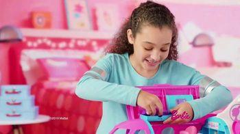 Barbie Dream Plane Playset TV Spot, 'Now Boarding' - Thumbnail 4