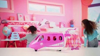 Barbie Dream Plane Playset TV Spot, 'Now Boarding' - Thumbnail 8
