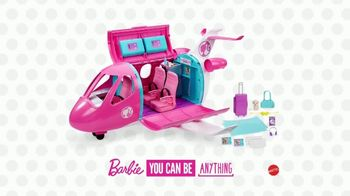 Barbie Dream Plane Playset TV Spot, 'Now Boarding' - Thumbnail 9