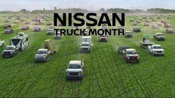 Nissan Truck Month TV Spot, 'Quality Time' [T2] - 42 commercial airings