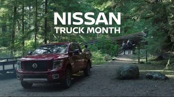 Nissan Truck Month TV Spot, 'Quality Time' [T2] - Thumbnail 3