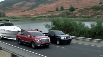 Nissan Truck Month TV Spot, 'Quality Time' [T2] - Thumbnail 4