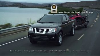 Nissan Truck Month TV Spot, 'Quality Time' [T2] - Thumbnail 5