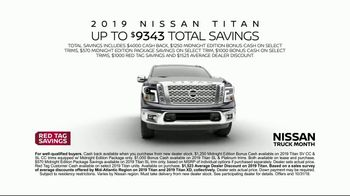 Nissan Truck Month TV Spot, 'Quality Time' [T2] - Thumbnail 7