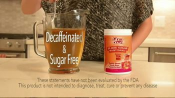 GlucoDown TV Spot, 'Diabetic Tea Mix' - Thumbnail 4