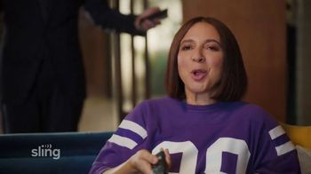 Sling TV Spot, 'Ankle Bracelet' Featuring Maya Rudolph - Thumbnail 2