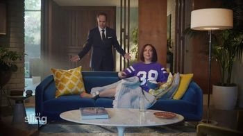 Sling TV Spot, 'Ankle Bracelet' Featuring Maya Rudolph - Thumbnail 4