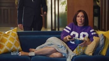 Sling TV Spot, 'Ankle Bracelet' Featuring Maya Rudolph - Thumbnail 5