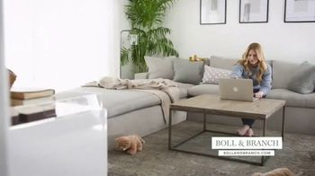 Boll & Branch TV Spot, 'Save on Your First Set'
