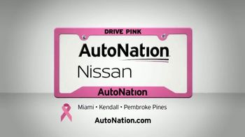 AutoNation TV Spot, 'Pink Plates: Nissan Models' Song by Andy Grammer - Thumbnail 9