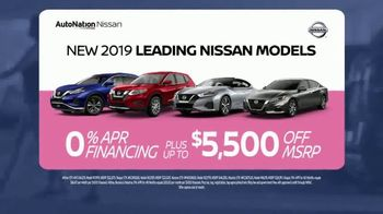 AutoNation TV Spot, 'Pink Plates: Nissan Models' Song by Andy Grammer - Thumbnail 7