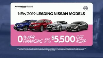 AutoNation TV Spot, 'Pink Plates: Nissan Models' Song by Andy Grammer - Thumbnail 8