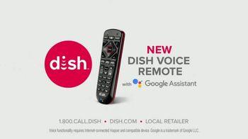 Dish Voice Remote TV Spot, 'Wig' - Thumbnail 9