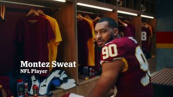 Old Spice TV Spot, \'Working Together\' Featuring Montez Sweat