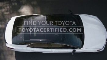 Toyota Certified Used Vehicles TV Spot, 'Dear 2023' [T1] - Thumbnail 10