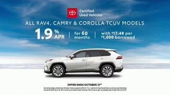 Toyota Certified Used Vehicles TV Spot, 'Dear 2023' [T1] - Thumbnail 8