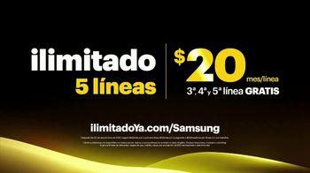 Sprint Unlimited TV Spot, 'Llévate cinco líneas con ilimitado' [Spanish] - Thumbnail 4