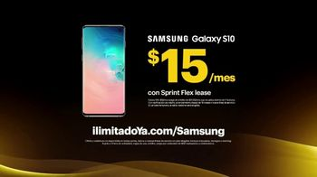 Sprint Unlimited TV Spot, 'Llévate cinco líneas con ilimitado' [Spanish] - Thumbnail 5