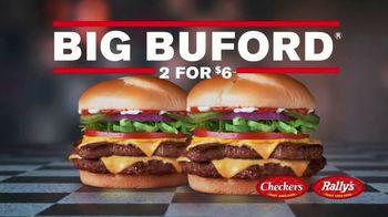 Checkers & Rally's Big Buford Two for $6 TV Spot, 'This Is Real: Déjà Vu' - Thumbnail 8