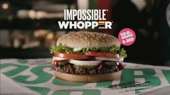 Burger King Impossible Whopper TV Spot, 'Uber Eats: Construction Workers' - Thumbnail 10