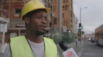 Burger King Impossible Whopper TV Spot, 'Uber Eats: Construction Workers' - Thumbnail 3